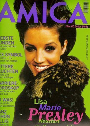 Young Lisa - Lisa Marie Presley Photo (25017123) - Fanpop