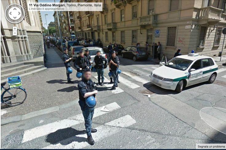 Repubblica Torino è anche su    Facebook    e su    Twitter      Chi, prima di affrontare un viaggio in una città sconosciuta, non ha provato a curiosare su Google Maps per vederne in anteprima qualche scorcio, la zona dell'hotel o il quartiere dei divertimenti. Sulle mappe di Torino o