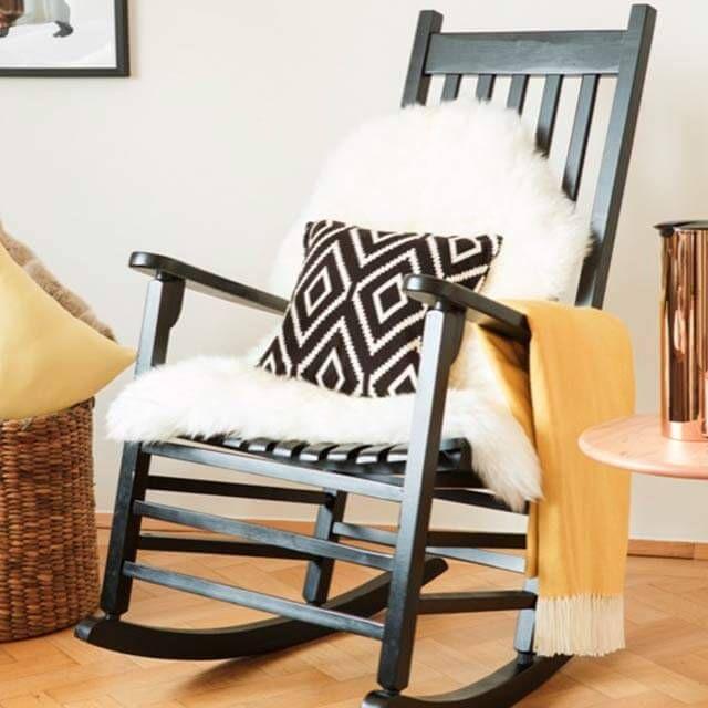 die besten 25 schaukelstuhl modern ideen auf pinterest moderne schaukelst hle. Black Bedroom Furniture Sets. Home Design Ideas