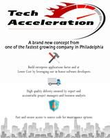 Tech Accelerator Program: A brand new concept from one of the fastest growing company in Philadelphia