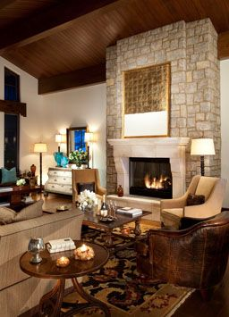 The Lodge at Vail. Condo 407 recommended for stunning views and large fireplace.