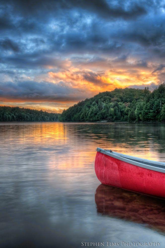 Algonquin Provincial Park - Ontario, Canada.