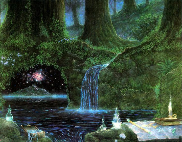 Sacred Forest
