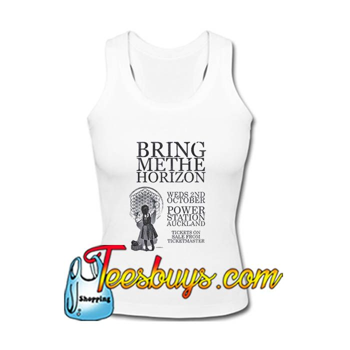 8d2b9c3277653 About Bring Me The Horizon Tank Top from teesbuys.com This tank top is Made  To Order