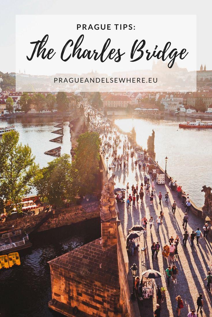 Charles Bridge Prague, Czech Republic | Prague Travel Tips | Things to do in Prague #prague #czechrepublic