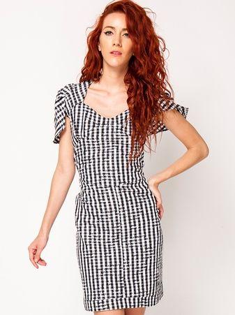 Gün İçerisinde Rahatça Tercih Edebileceğiniz Füme/Gri Günlük Elbise 59.99 TL Yerine Sadece 29.99 TL ->http://bit.ly/R2LzeF