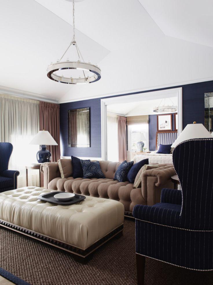 Chesterfield sofa modern interior design  159 best Chesterfield Sofas images on Pinterest   Modern sofa ...