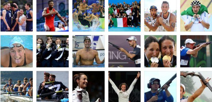 Rio 2016, 28 volte grazie Italia Team