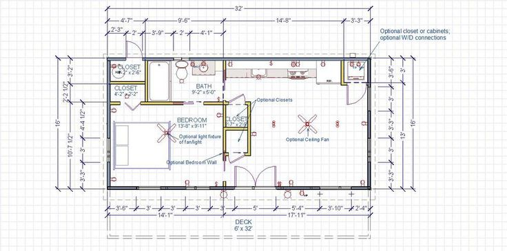 14 best the denali images on pinterest little houses for 16x32 cabin floor plans