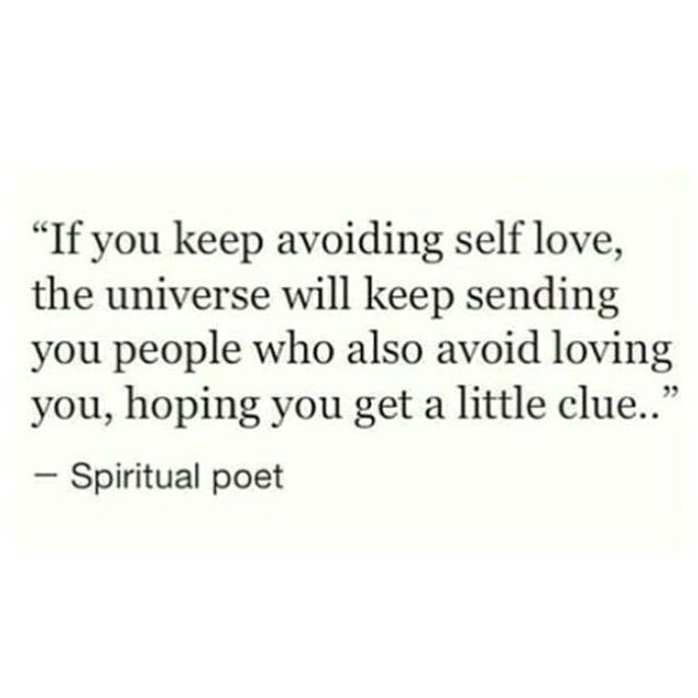 This is powerful. Take a moment to think about this... When you were missing self love in your life did you allow other people into your life that did not have love for you? Are you in that situation currently? We really do accept what we think we deserve and I wanted to start the day by telling you that you are lovable. You are worthy of great things, a kind loving partner, a happy healthy lifestyle, and a loving relationship with yourself.