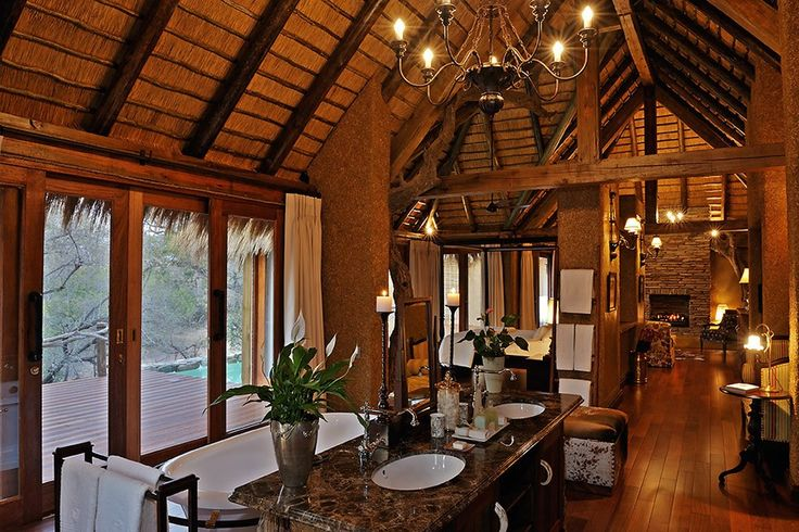 Facilities | Safari Spa | Relais & Chateaux | Camp Jabulani #RelaisChateaux #Travel #accommodation #africa #southafrica