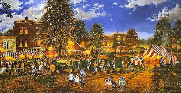 Dave Barnhouse S Celebration Of The Past Farm Likes