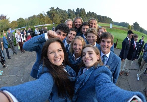Virginia Elena Carta Photos: The 2014 Junior Ryder Cup - Previews