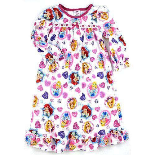 Disney Princess Toddler White Nightgown (3T) Disney http://www.amazon.com/dp/B00LC9SHHG/ref=cm_sw_r_pi_dp_rii.tb00EPYJP