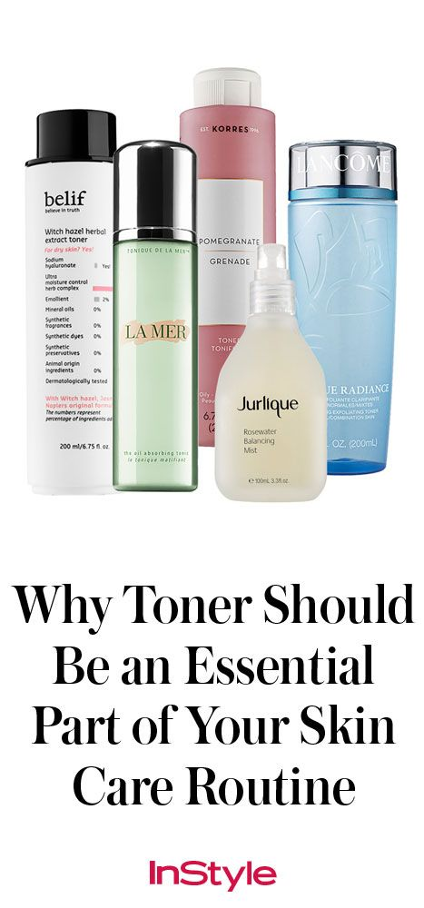 Why Toner Should Be an Essential Part of Your Skin Care ...