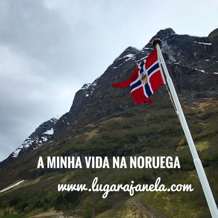 Blogue em #português sobre a minha vida na #Noruega e as minhas #viagens