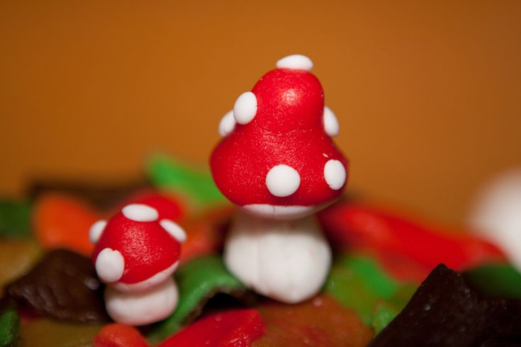 Zelf herfst versiering voor taart en cupcakes maken | Taarten maken, taart bakken en cupcakes versieren | Taart recepten