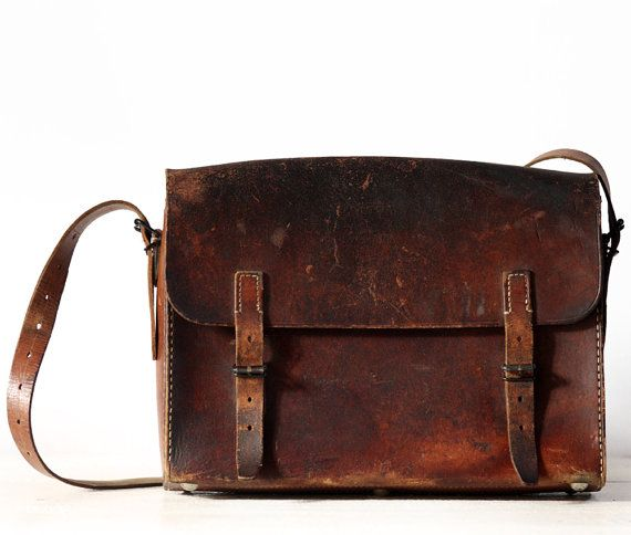 There's just something i still like about the rustic browns.. #manbag