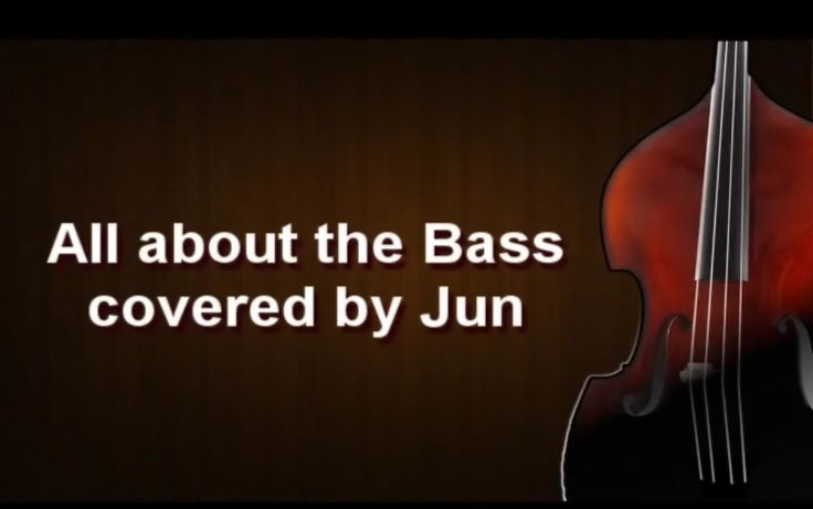 All-about-the-bass by jun
