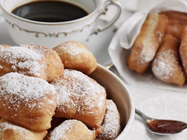 A franciák fánkja – beignet - Receptek | Ízes Élet - Gasztronómia a mindennapokra