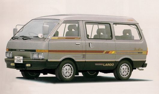 Nissan Largo Grand Saloon van