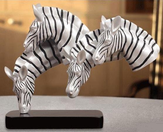 zebra escultura - Buscar con Google