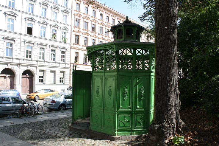 Chamissoplatz, Berlin Kreuzberg