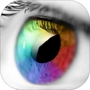 Eye Color Booth - Multicolor Eye Changer by go forth apps