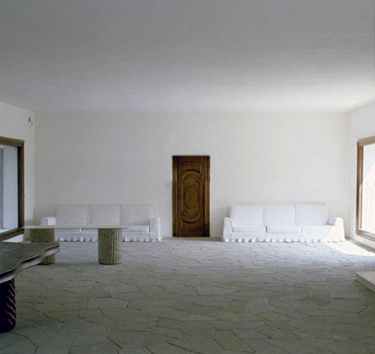 You saved to Adalberto Libera (1903-1963) Adalberto Libera (1903-1963) (concetto) | Adolfo Amitrano e Curzio Malaparte (1898-1957) (realizzazione) | Villa Malaparte | Punta Massullo, Capri | 1937-1957