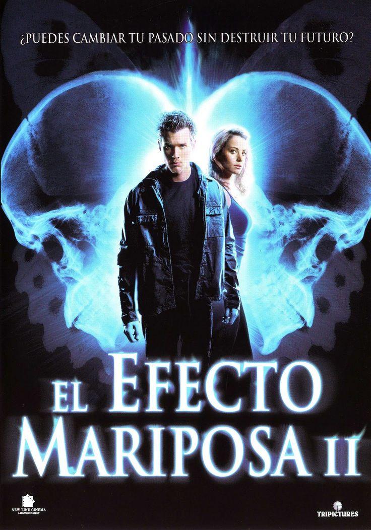 """""""EL EFECTO MARIPOSA 2"""" (2007) ♣Ver Online: http://youtu.be/SbrMAZW7Fd0"""