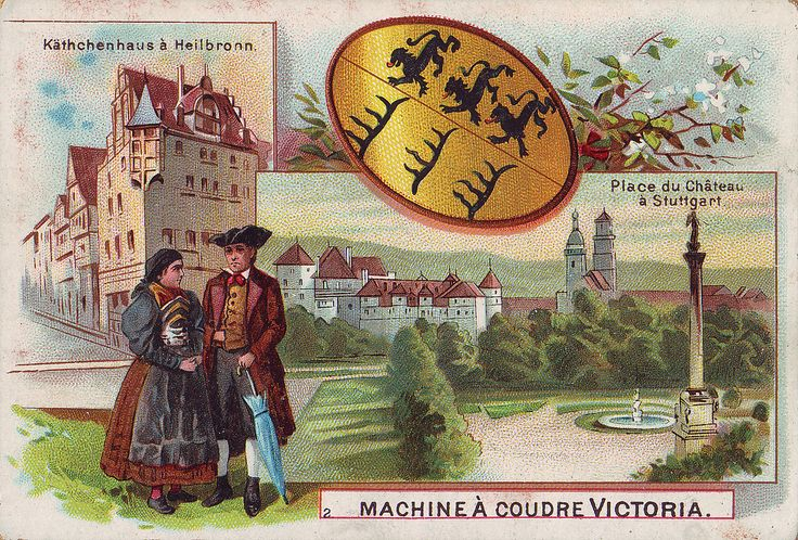 17 best remington trade cards images on pinterest sewing for Machine a coudre victoria