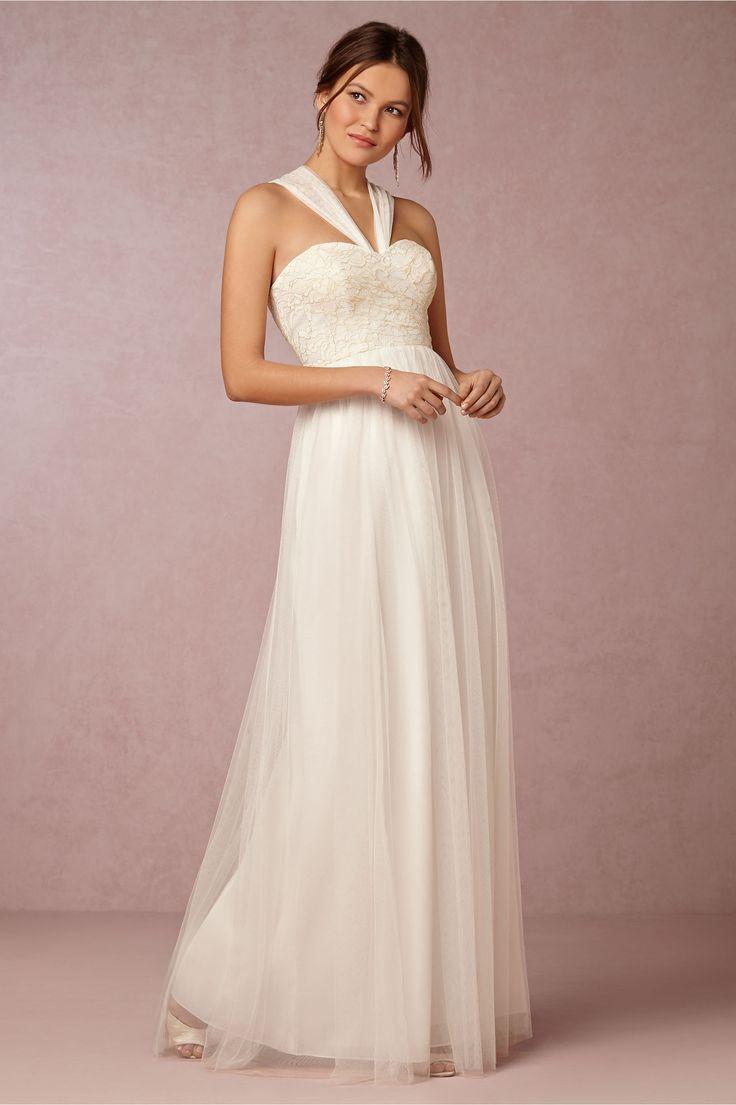 Lovely BHLDN Juliette Size Wedding Dress