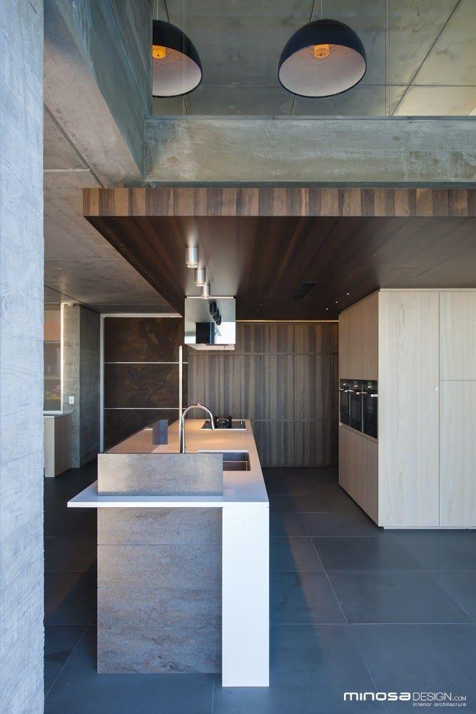 Minosa Design: Kitchen show stopper - award winning by Minosa