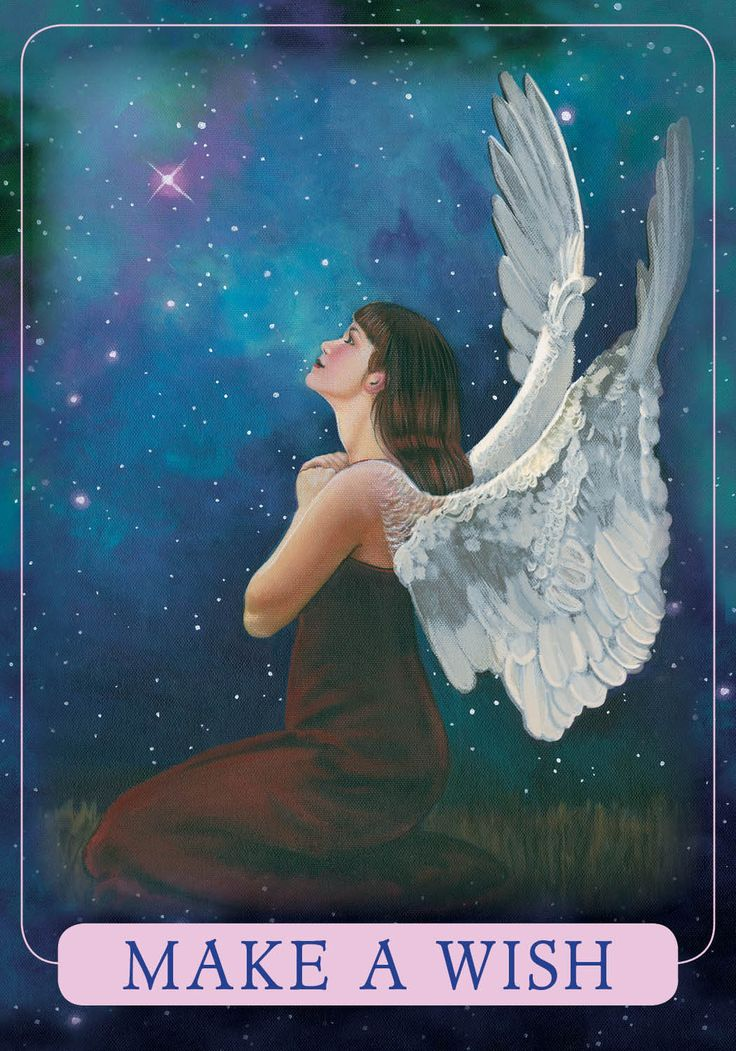Indigo angels oracle cards. Oracle Card Make A Wish | Doreen Virtue - Official Angel Therapy Website