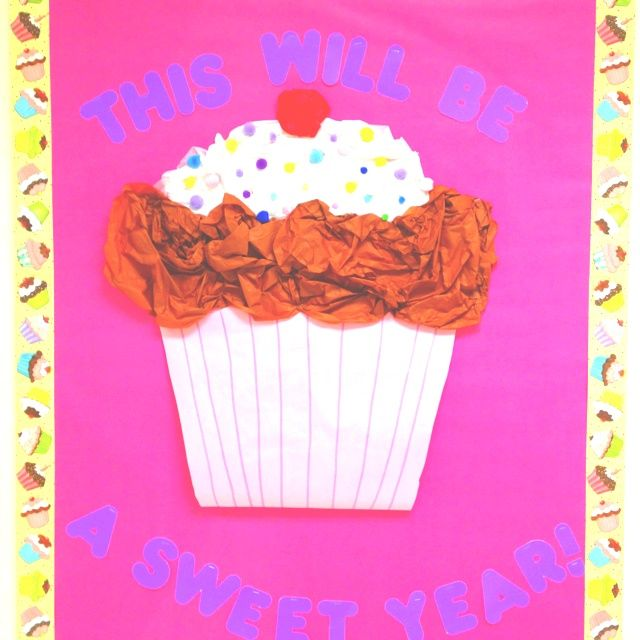 This-Will-Be-A-Sweet-Year-Cupcake-Bulletin-Board.jpg 640×640 pixels