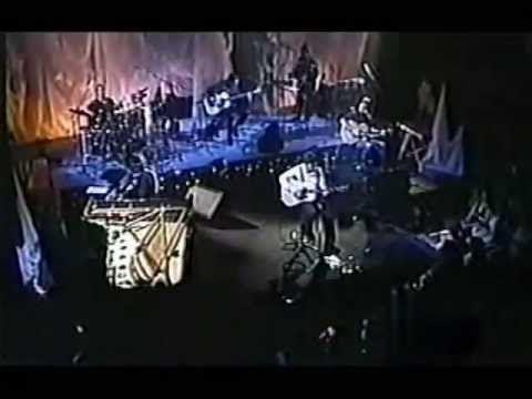 """ALEJANDRO SANZ: """"Pisando Fuerte"""" En Vivo BÁSICO (1993)"""