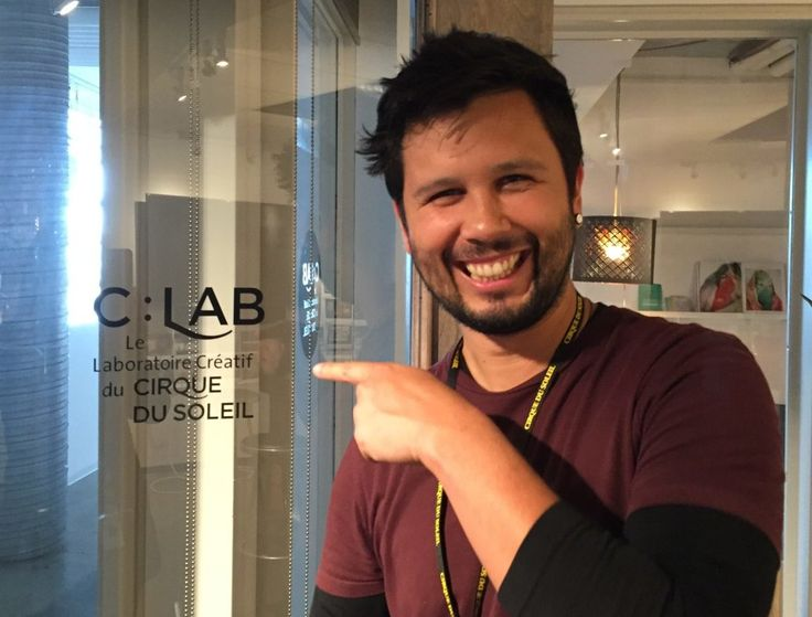 WK 1: 2016 Cirque du Soleil Award winner Dylan Mulder has just completed his first week at their International Headquarters in Montreal. Read about his experience here!