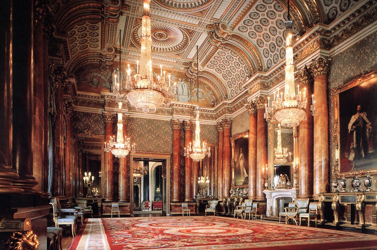 20 Best Images About Inside Buckingham Palace Tour London