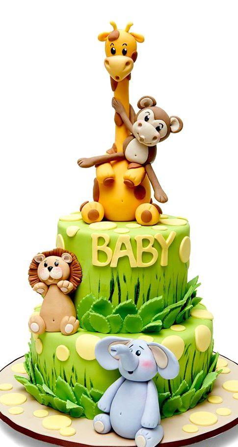 Baby Shower Cake                                                                                                                                                     Más