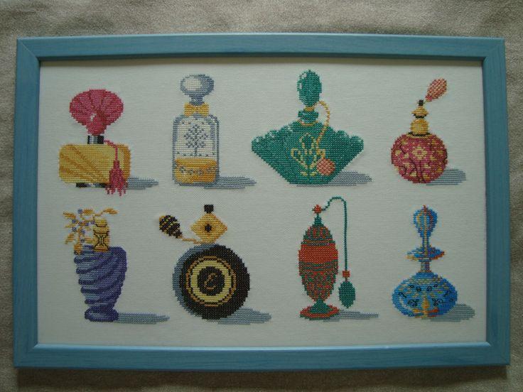 Para decorar el baño o tocador o vestidor ... realizado por Charo