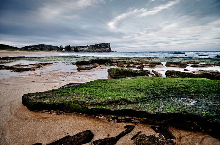 Avalon Beach, Sydney / {such a beautiful view! click for more info on planning your trip there!}