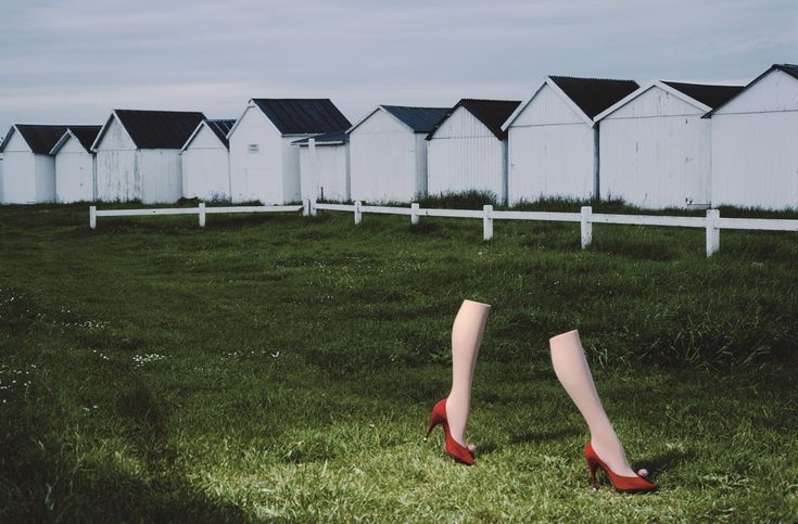 Mary Katrantzou: my love affair with Guy Bourdin's photography