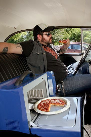 10 of the Most Bizarre Car Gadgets! Some of these you won't quite beleive... #spon #CoolHunter