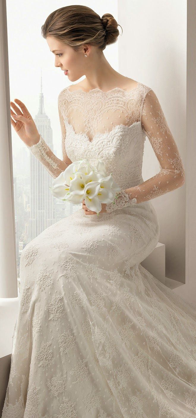 Rosa Clara 2015 Bridal Collection - Belle the Magazine . The Wedding Blog For The Sophisticated Bride