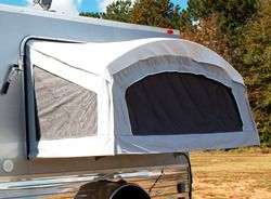 Camper Bed Extended - Custom Tailgating Trailer