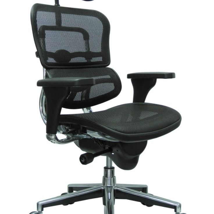 best rated office chairs with lumbar support