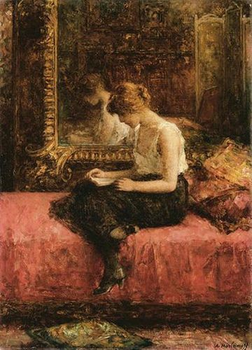 Alexei Alexeivich Harlamoff - Literary Pursuits of a Young Lady