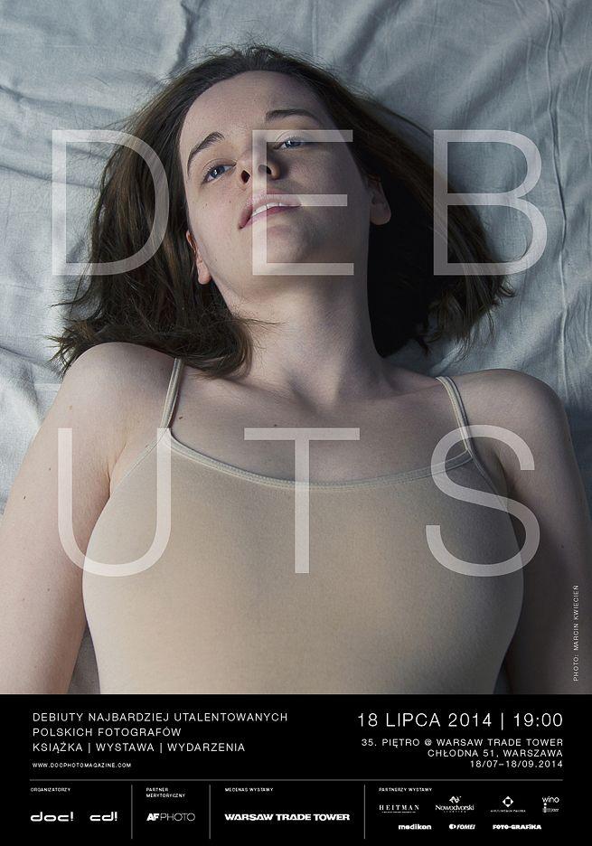 DEBUTS, projekt albumu fotograficznego i wystawa fotografii debiutujących fotografów