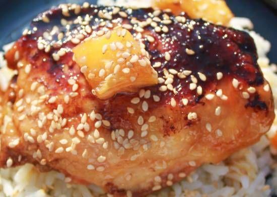 Ook dit is een uitstekend slankgerecht met een heleboel smaak. Gegrilde kip is niet alleen lekker, maar met mijn eigen veredelde, volle Terriyakisaus wel heel...