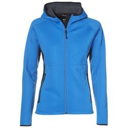 Branded Elevate Ferno Bonded Knit Jacket - Ladies' | Corporate Logo Elevate Ferno Bonded Knit Jacket - Ladies' | Corporate Clothing